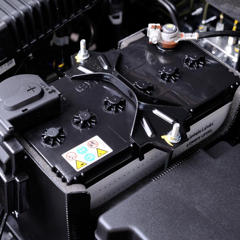 Batteries auto
