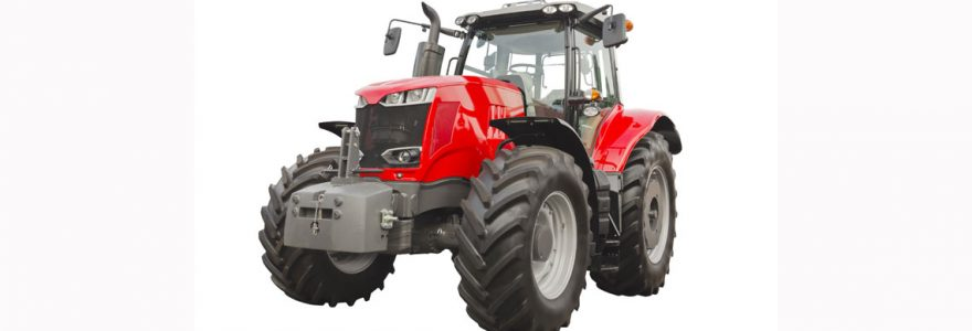 Batterie tracteur